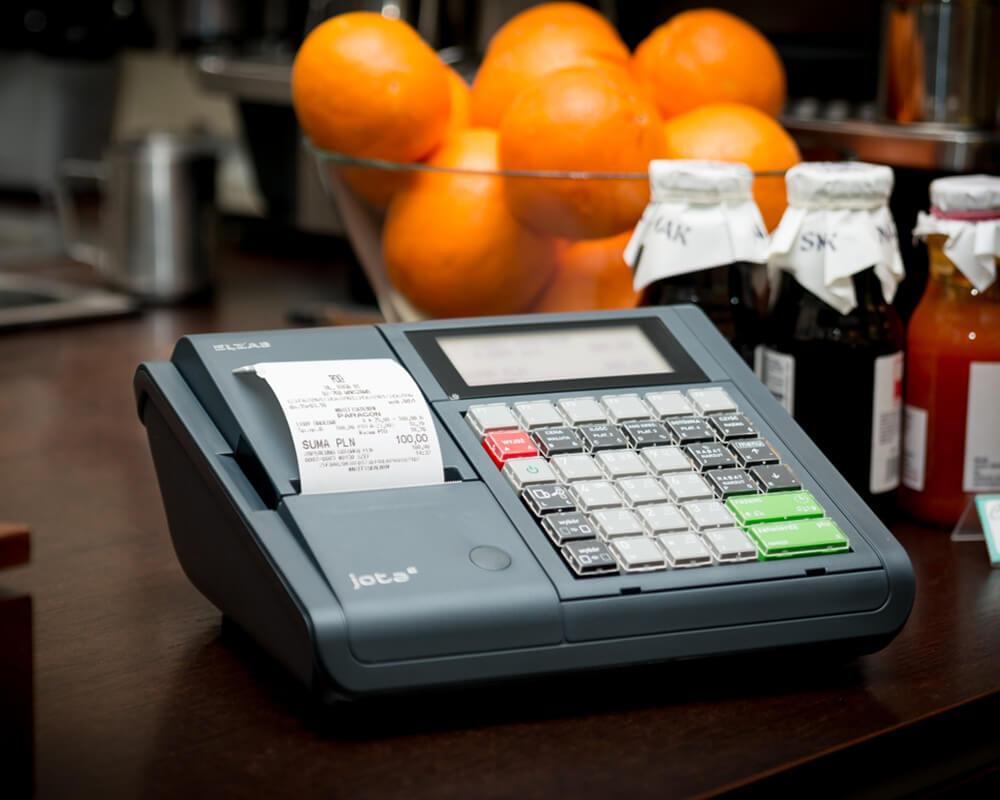 Oferujemy urządzenia fiskalne czołowego w Polsce producenta systemów fiskalnych,firmy ELZAB.