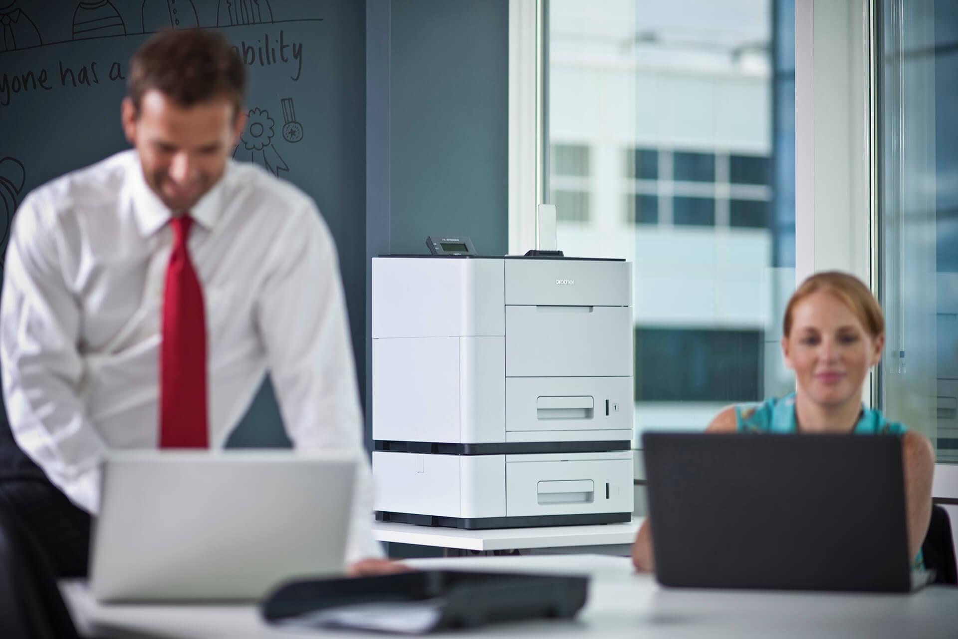 Możemy śmiało powiedzieć że druk w biurze to nasza specjalność.
