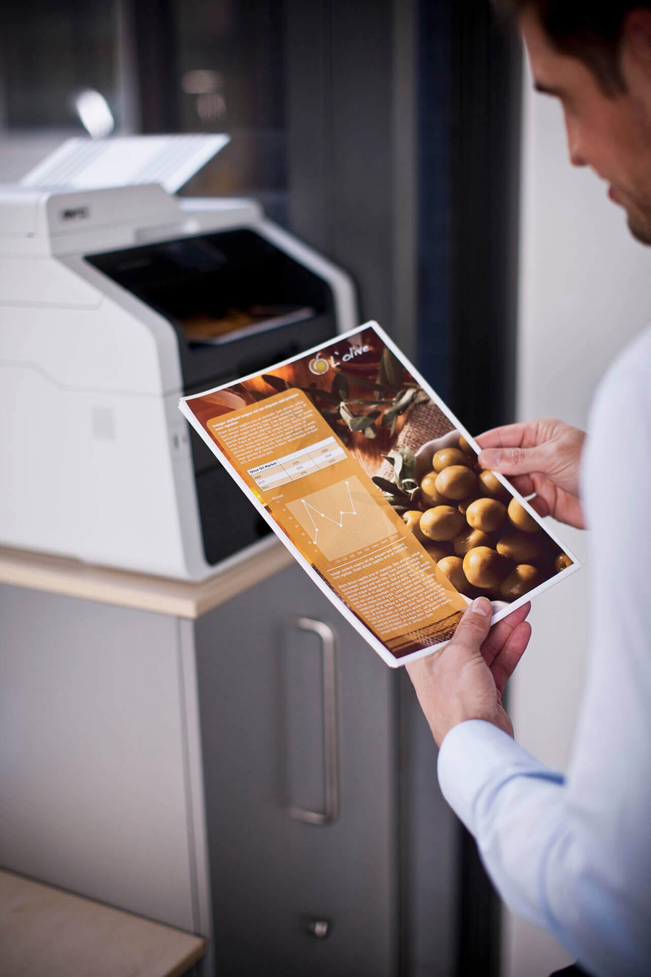Usługa Zarządzania Drukiem Brother MPSczyli program Print Smart to kompleksowe rozwiązanie WSZYSTKICH Twoich problemów z drukiem w firmie